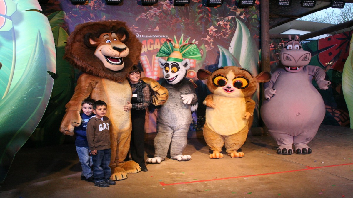 THE MADAGASCAR